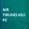All India Radio AIR Tirunelveli PC