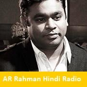 AR Rahman Hindi Radio