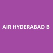 All India Radio AIR Hyderabad B