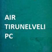 All India Radio AIR Tirunelveli PC