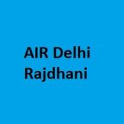 All India radio AIR Delhi Rajdhani